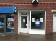 Shop to rent in BRIDGE STREET, CONGLETON