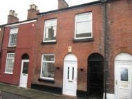Terraced house in HOLFORD STREET, CONGLETON
