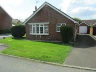 2 bed Detached Bungalow in FENTON CLOSE, CONGLETON