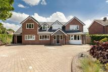 Detached house for sale in Moss Road, Congleton