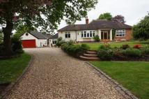 Bungalow for sale in Chelford Road, Somerford