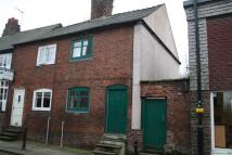 1 bedroom Terraced house to rent in Lawton Street, Congleton