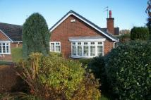 2 bed Detached Bungalow for sale in JOHNSON CLOSE, MOSSLEY
