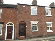 2 bed Terraced property in ASTBURY STREET, CONGLETON