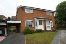 2 bedroom semi detached property to rent in THAMES CLOSE, CONGLETON