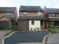 Detached property to rent in ISIS CLOSE, CONGLETON