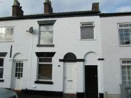 2 bed Terraced property in RIVER STREET, CONGLETON