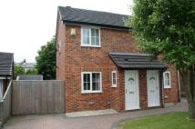 2 bed semi detached home in HERTFORD CLOSE, CONGLETON