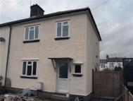 Morley Avenue semi detached house to rent
