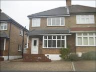 3 bed semi detached home in Smeaton Road...
