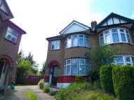 3 bed End of Terrace house to rent in Meadway, Woodford Green