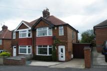 2 bedroom semi detached home to rent in Langley Avenue, Arnold...