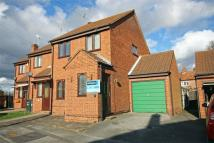 End of Terrace house to rent in The Hollins, Calverton...