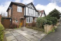 Detached property in Arno Vale Road...