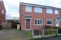 3 bedroom semi detached home in Seddon Street...