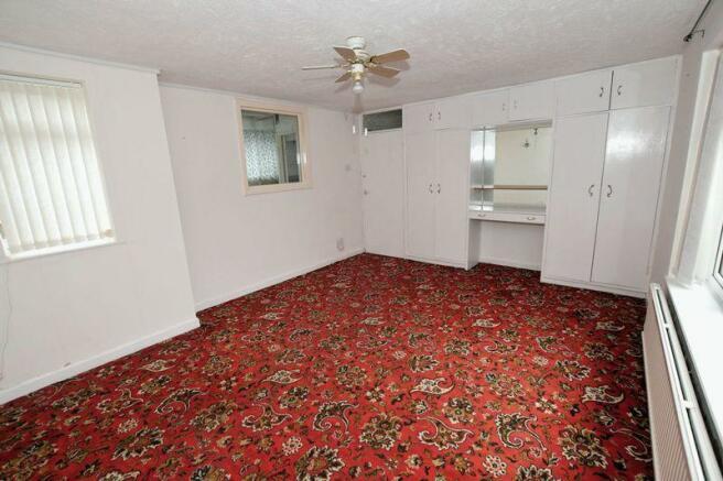 Annex bedroom ...