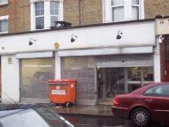 Myddleton Road Shop to rent