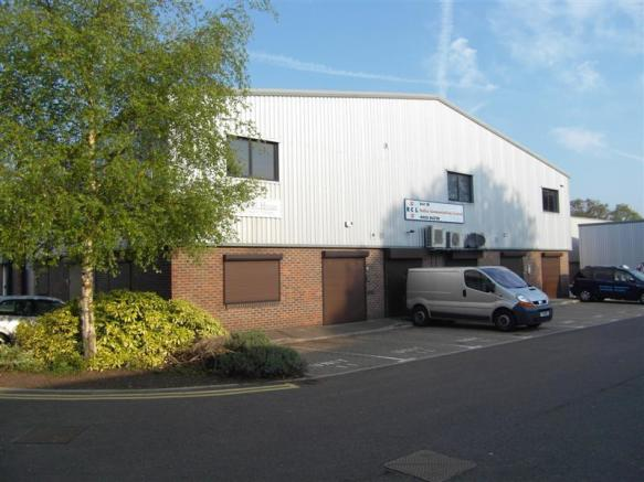 Commercial Property For Sale In Blackbushe Business Park Aragon