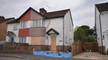 2 bedroom semi detached house in Sinhurst Road, Camberley...