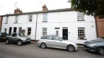 Terraced property in Victoria Road, Marlow...
