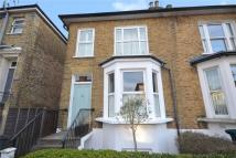 semi detached house in Brownlow Road, Finchley...