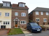4 bed End of Terrace property for sale in Willowside, Lovedean...