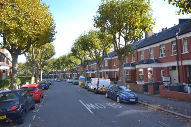 Stapleton Hall Road
