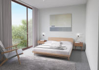 1 bedroom new Apartment in Ashmount Lodge...