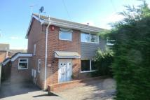 Church Road semi detached house to rent