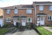 Terraced house in Saffron Way, Whiteley