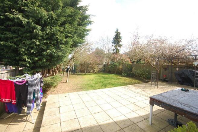 Rear Garden View B