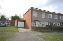 3 bedroom End of Terrace house in Hawthornes, Hatfield...