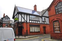 Studio apartment to rent in Hamilton Place, Chester...