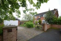 Detached house for sale in The Nurseries, Wrexham...