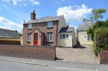 Detached property in Church Road, Saughall...