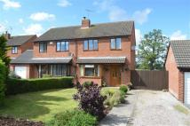 3 bed semi detached home in Llys Derwen...