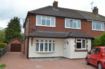 3 bed semi detached house in Park Lane, Penyffordd...