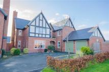 Detached house for sale in Crawford Close, Saighton...