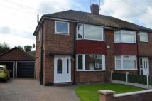 semi detached property in Oldfield Crescent...
