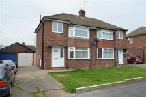 semi detached home for sale in Oldfield Crescent...