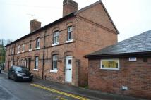 Terraced house in Park Road, Tarporley...