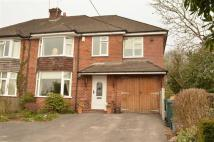 Duttons Lane semi detached house for sale