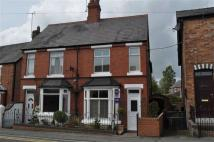 3 bed semi detached house in Nantwich Road, Tarporley...