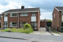 3 bed semi detached home in Oathills Drive...
