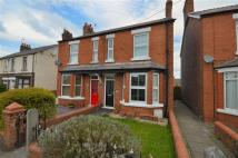 3 bed semi detached property for sale in Mold Road, Mynydd Isa...