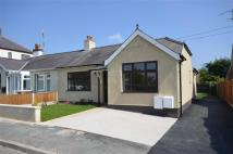 Semi-Detached Bungalow in Institute Lane...