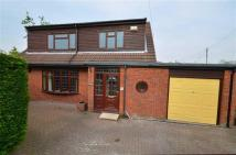 Detached house in Mold Road, Mynydd Isa...