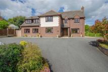 5 bed Detached house in County Road, Leeswood...