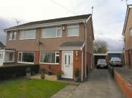 3 bedroom semi detached house in Ffordd Derw, Leeswood...
