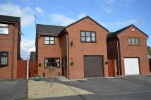 4 bedroom Detached house for sale in Wood Grove, Leeswood...